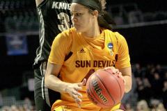 Gallery NCAA Women's Basketball NCAA Tournamenmt First Round: Arizona State 60 vs. UCF 45