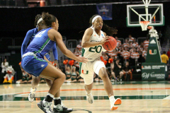 Gallery NCAA Women's Basketball NCAA Tournament First Round: Miami 69 vs. FGCU 62