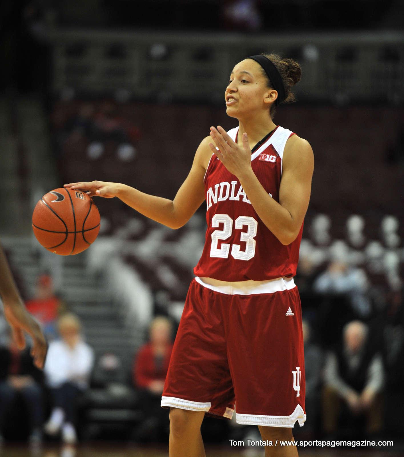 Gallery NCAA Women's Basketball: Ohio State (#5) 97 vs. Indiana 70 - Sports Page Magazine