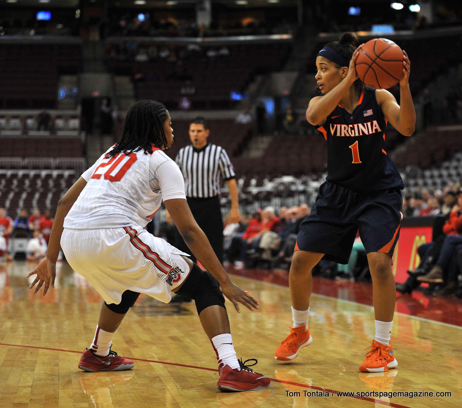 Gallery NCAA Womens Basketball: Ohio State (#9) 93 vs ...