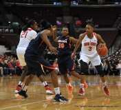 Gallery NCAA Womens Basketball: Ohio State (#9) 93 vs Virginia 73
