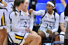 allery NCAA Womens Basketball: Quinnipiac 45 vs. University Central Florida 47