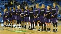 NCAA Women's Basketball - Quinnipiac 61 vs. Niagara 45 - Photo (16)