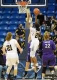 NCAA Women's Basketball - Quinnipiac 61 vs. Niagara 45 - Photo (32)