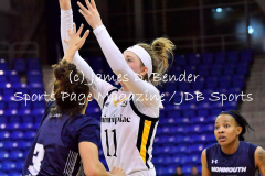 Gallery NCAA Womens Basketball Quinnipiac 67 vs. Monmouth 38