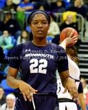 Gallery NCAA Women's Basketball: Quinnipiac 77 vs. Monmouth 57