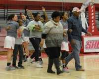 NCAA Women's Basketball - Sacred Heart 82 vs. CCSU 61 - Photo (14)