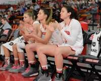 NCAA Women's Basketball - Sacred Heart 82 vs. CCSU 61 - Photo (25)