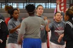 NCAA Women's Basketball - Sacred Heart 82 vs. CCSU 61 - Photo (3)