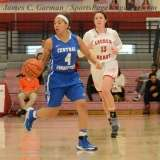 NCAA Women's Basketball - Sacred Heart 82 vs. CCSU 61 - Photo (40)