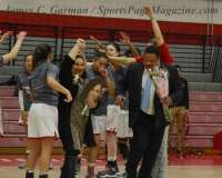 NCAA Women's Basketball - Sacred Heart 82 vs. CCSU 61 - Photo (9)