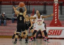 NCAA Women's Basketball - SHU 66 vs. Bryant 59 - Photo (25)