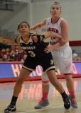 NCAA Women's Basketball - SHU 66 vs. Bryant 59 - Photo (41)