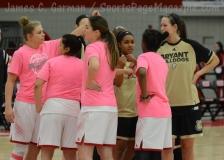 NCAA Women's Basketball - SHU 66 vs. Bryant 59 - Photo (5)