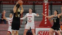 NCAA Women's Basketball - SHU 66 vs. Bryant 59 - Photo (50)