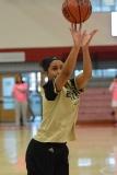 NCAA Women's Basketball - SHU 66 vs. Bryant 59 - Photo (6)