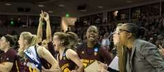 Gallery NCAA Women's Basketball: Second Round Stockton Regional University of South Carolina Gamecocks 71 vs Arizona State University Sun Devils 68