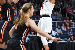 NCAA Women's Basketball Sweet Sixteen - #1 Louisville 61 vs. #4 Oregon St 44 (20)