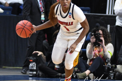 NCAA Women's Basketball Sweet Sixteen - #1 Louisville 61 vs. #4 Oregon St 44 (25)