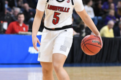 NCAA Women's Basketball Sweet Sixteen - #1 Louisville 61 vs. #4 Oregon St 44 (34)