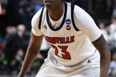 NCAA Women's Basketball Sweet Sixteen - #1 Louisville 61 vs. #4 Oregon St 44 (40)