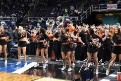 NCAA Women's Basketball Sweet Sixteen - #1 Louisville 61 vs. #4 Oregon St 44 (5)