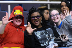 NCAA Women's Basketball Sweet Sixteen - #1 Louisville 61 vs. #4 Oregon St 44 (57)