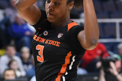 NCAA Women's Basketball Sweet Sixteen - #1 Louisville 61 vs. #4 Oregon St 44 (64)