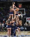 NCAA Women's Basketball Sweet Sixteen - #1 UConn 72 vs. #5 Duke 59 (101)