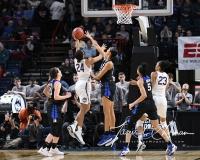 NCAA Women's Basketball Sweet Sixteen - #1 UConn 72 vs. #5 Duke 59 (106)