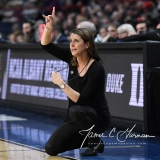 NCAA Women's Basketball Sweet Sixteen - #1 UConn 72 vs. #5 Duke 59 (109)