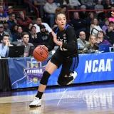 NCAA Women's Basketball Sweet Sixteen - #1 UConn 72 vs. #5 Duke 59 (112)
