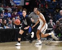 NCAA Women's Basketball Sweet Sixteen - #1 UConn 72 vs. #5 Duke 59 (114)