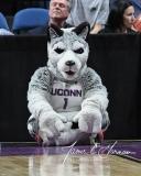 NCAA Women's Basketball Sweet Sixteen - #1 UConn 72 vs. #5 Duke 59 (118)