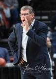 NCAA Women's Basketball Sweet Sixteen - #1 UConn 72 vs. #5 Duke 59 (119)