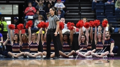NCAA Women's Basketball Sweet Sixteen - #1 UConn 72 vs. #5 Duke 59 (125)