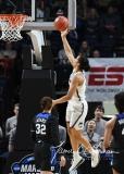 NCAA Women's Basketball Sweet Sixteen - #1 UConn 72 vs. #5 Duke 59 (130)