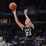 NCAA Women's Basketball Sweet Sixteen - #1 UConn 72 vs. #5 Duke 59 (132)
