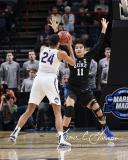 NCAA Women's Basketball Sweet Sixteen - #1 UConn 72 vs. #5 Duke 59 (134)