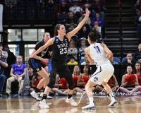 NCAA Women's Basketball Sweet Sixteen - #1 UConn 72 vs. #5 Duke 59 (135)
