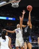 NCAA Women's Basketball Sweet Sixteen - #1 UConn 72 vs. #5 Duke 59 (136)