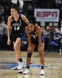 NCAA Women's Basketball Sweet Sixteen - #1 UConn 72 vs. #5 Duke 59 (137)