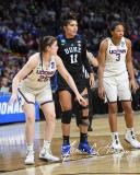 NCAA Women's Basketball Sweet Sixteen - #1 UConn 72 vs. #5 Duke 59 (138)