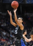 NCAA Women's Basketball Sweet Sixteen - #1 UConn 72 vs. #5 Duke 59 (139)