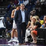 NCAA Women's Basketball Sweet Sixteen - #1 UConn 72 vs. #5 Duke 59 (143)