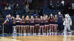 NCAA Women's Basketball Sweet Sixteen - #1 UConn 72 vs. #5 Duke 59 (145)