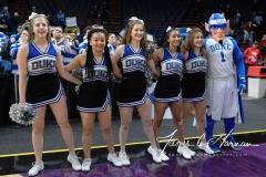 NCAA Women's Basketball Sweet Sixteen - #1 UConn 72 vs. #5 Duke 59 (146)