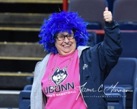 NCAA Women's Basketball Sweet Sixteen - #1 UConn 72 vs. #5 Duke 59 (149)