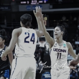 NCAA Women's Basketball Sweet Sixteen - #1 UConn 72 vs. #5 Duke 59 (19)