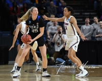 NCAA Women's Basketball Sweet Sixteen - #1 UConn 72 vs. #5 Duke 59 (23)